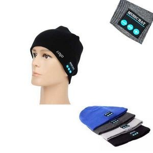 Bluetooth Music Knit Cap