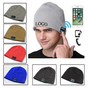 Bluetooth Knit Cap