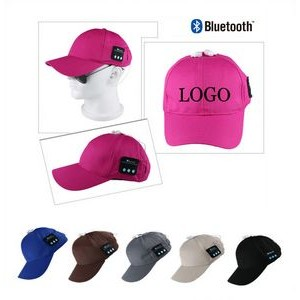 Wireless Bluetooth Baseball Cap