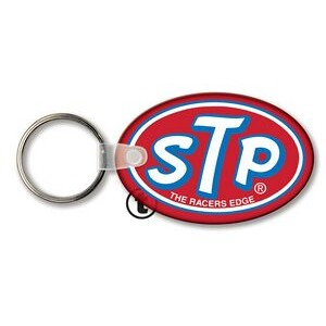 Key Tag Spot Color (Large Oval)