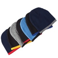 Single Striped Beanie