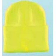 Hi-Visibility Colored Cuffed Watch Cap