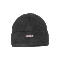 Thinsulate™ Acrylic Knit Cuffed Watch Cap w/Fleece Lining
