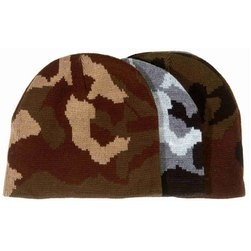 Camo Knit Watch Cap