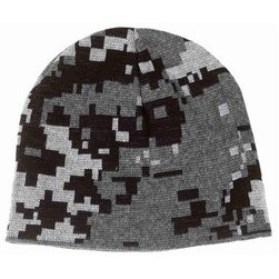 Digital Camo Knit Watch Cap