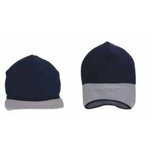Roll Up Fleece Cap
