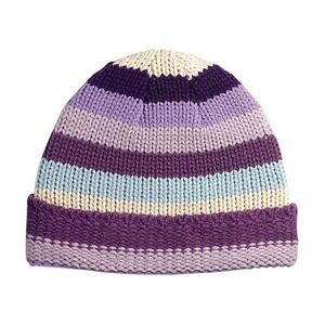 Youth Crocheted Knit Cap