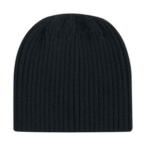 Toque with elasticized Ponytail opening (Women's)