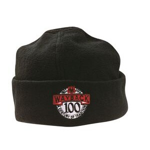Micro Fleece Beanie (Embroidered)