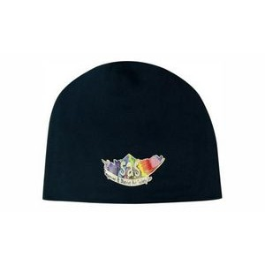 Cotton Beanie (Embroidered)