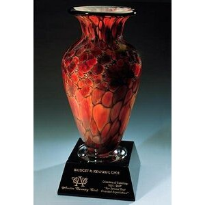"Monarch Apollo Vase w/o Marble Base (4.5""x10"")"