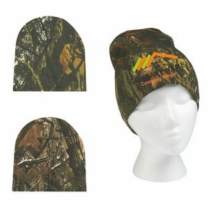 Realtree® And Mossy Oak® Camouflage Beanie